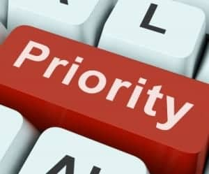 How to Use an ADHD Priority List to Filter Incoming Tasks