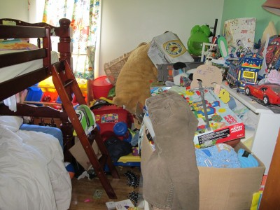 Your Emotional Connection To Clutter