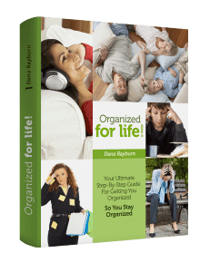 organized for life book