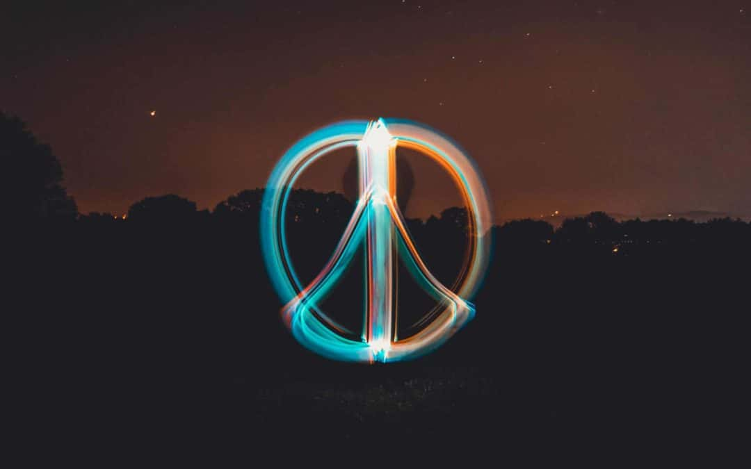 I Want Peace, For Myself and You
