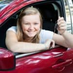 teen driver with ADHD