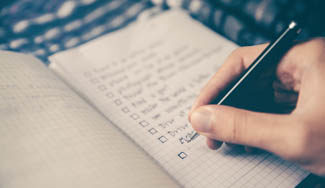 Life-Changing ADHD Travel Lists