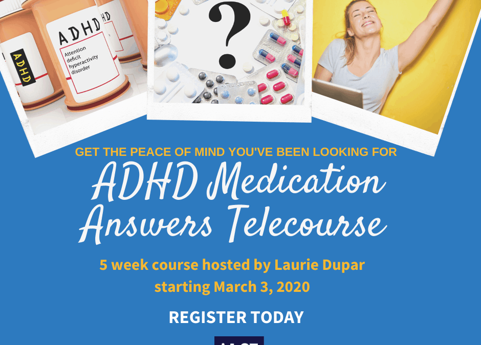 Confused about ADHD Medications?