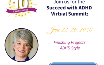 Join this Summer's Biggest ADHD Virtual Event!