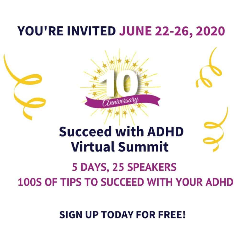 Succeed with ADHD Summit