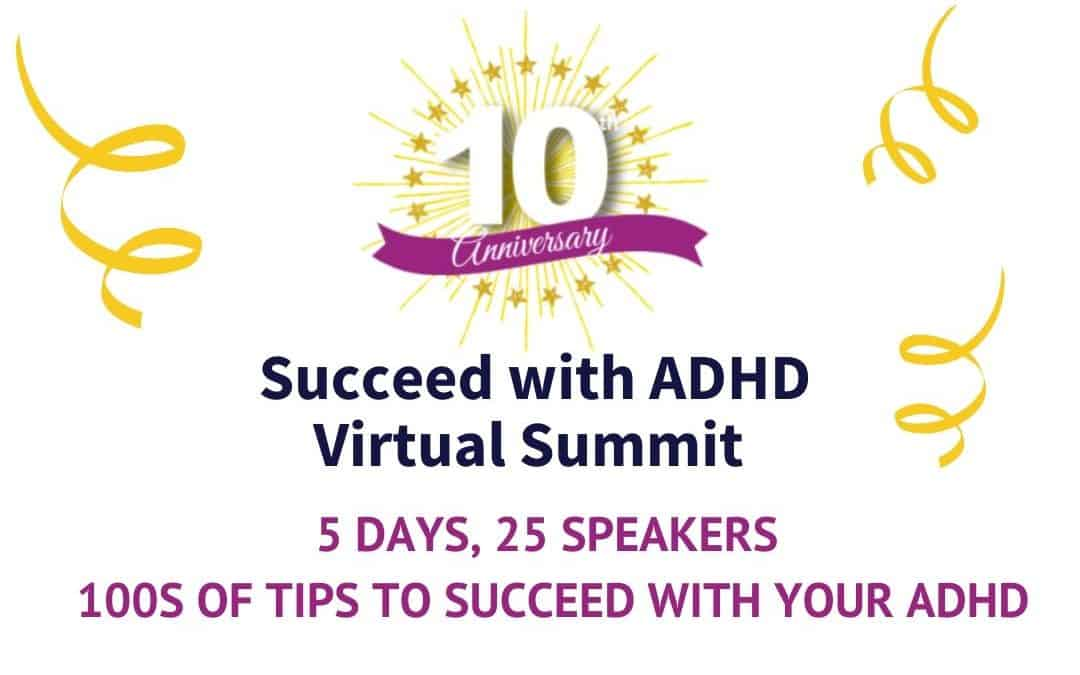 Learn New Ways to Succeed with Your ADHD