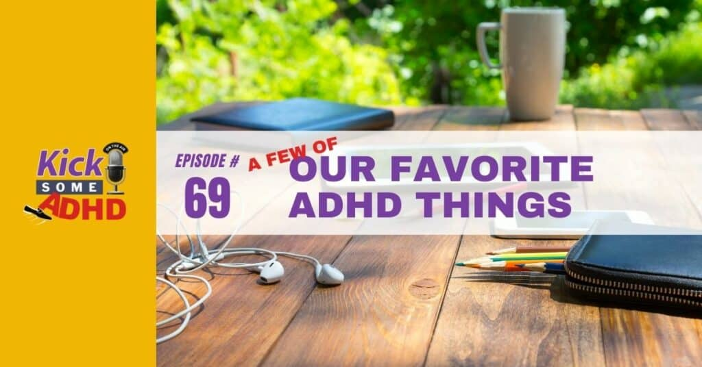 gifts of ADHD